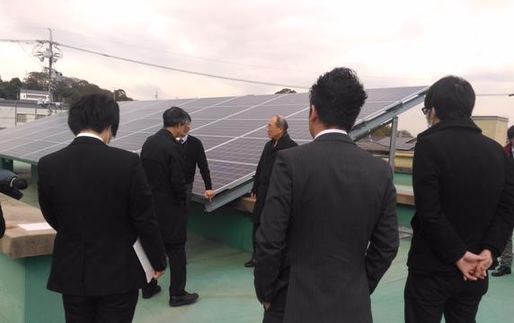 写真☆愛知県再生可能エネルギートリム